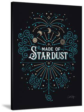 Made Of Stardust Blue Black by Cat Coquillette