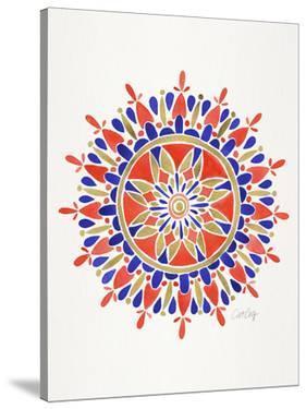 Mandala America Palette by Cat Coquillette