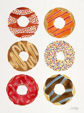 Multi Donuts by Cat Coquillette