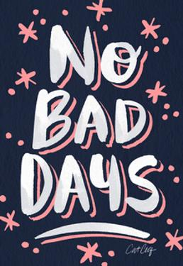 No Bad Days Navy Blush by Cat Coquillette