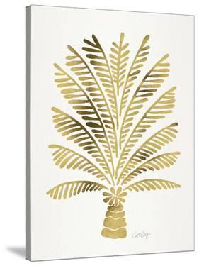 Palm Tree Gold by Cat Coquillette