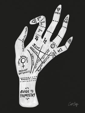Palmistry White by Cat Coquillette