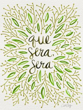 Que Sera Sera Green by Cat Coquillette