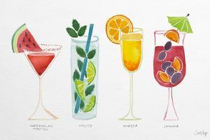 Summer Drinks by Cat Coquillette