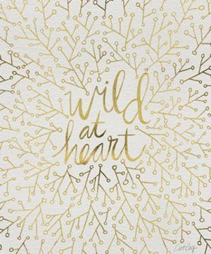 Wild at Heart - Gold Palette by Cat Coquillette
