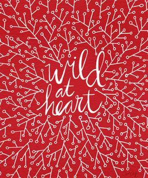 Wild at Heart - Red Palette by Cat Coquillette