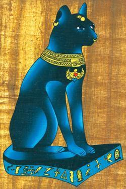 Cat-Headed Goddess Bastet