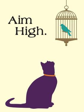 Aim High by Cat is Good