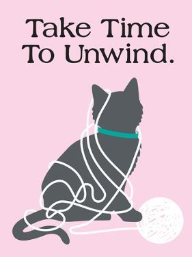 Take Time to Unwind by Cat is Good