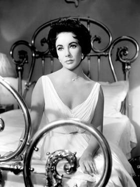 Cat on a Hot Tin Roof, Elizabeth Taylor, 1958