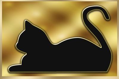 https://imgc.allpostersimages.com/img/posters/cat-on-gold-background_u-L-Q1CQL8D0.jpg?artPerspective=n
