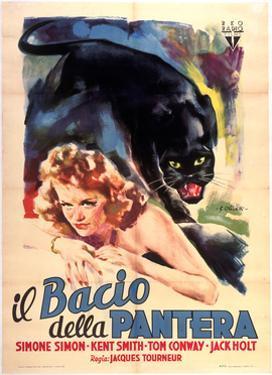 Cat People, Simone Simon, 1942
