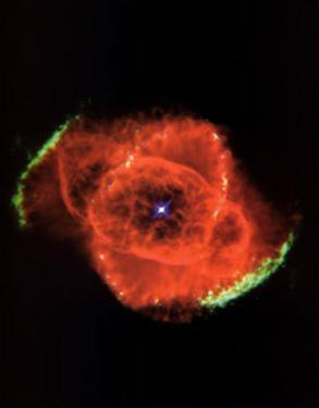 Cat's Eye Nebula Print