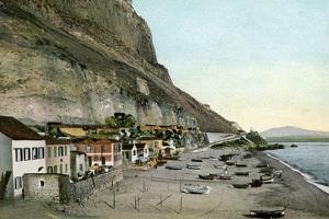 Catalan Bay, Gibraltar, 20th Century