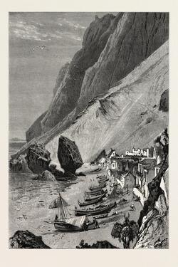 Catalan Bay, Gibraltar and Ronda, 19th Century