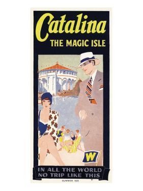 Catalina, Casino, 1926