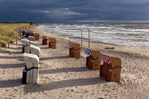 Baltic Sea Spa Wustrow, Beach, Beach Chairs by Catharina Lux