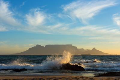 Cape Town, Table Mountain, Coast by Catharina Lux
