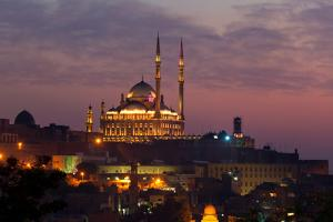 Egypt, Cairo, Citadel and Mosque of Muhammad Ali by Catharina Lux