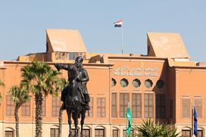 Egypt, Cairo, Citadel, Military Museum by Catharina Lux