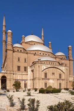 Egypt, Cairo, Citadel, Mosque of Muhammad Ali by Catharina Lux