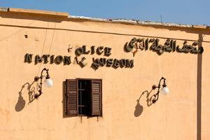 Egypt, Cairo, Citadel, Police Museum, Lettering by Catharina Lux