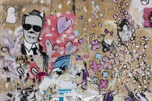 Hamburg, Karolinenviertel District, Wall, Brightly, Graffiti by Catharina Lux