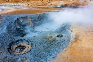 Iceland, Geothermal Area Hverir by Catharina Lux