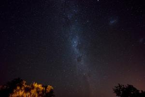 Milky Way, Spangled Sky of the Southern Hemisphere by Catharina Lux