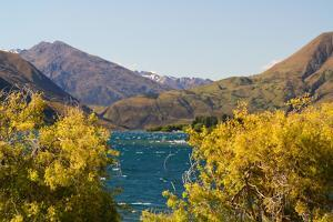 New Zealand, South Island, Lake Havea by Catharina Lux