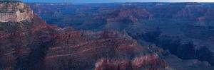 Panorama, USA, Grand Canyon National Park, South Rim by Catharina Lux