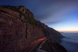 South Africa, Cape Peninsula, Chapman's Peak Drive by Catharina Lux