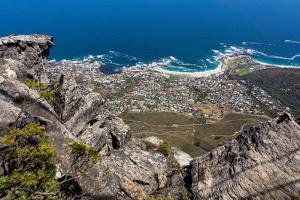 South Africa, Cape Town, View from the Table Mountain by Catharina Lux