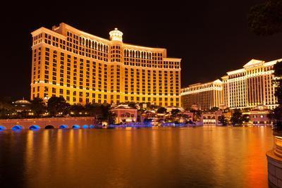 USA, Las Vegas, Hotel Bellagio