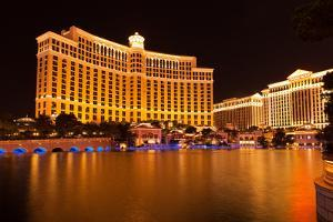 USA, Las Vegas, Hotel Bellagio by Catharina Lux