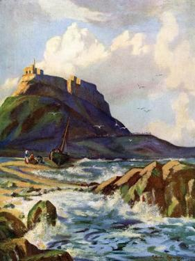 Lindisfarne, Northumberland, 1924-1926 by Catharine Chamney