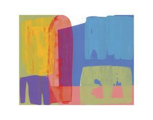Blue Elephant by Cathe Hendrick