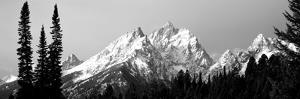 Cathedral Group Grand Teton National Park Wy