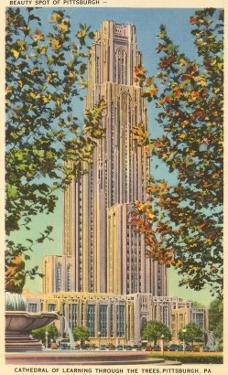 Cathedral of Learning, Pittsburgh, Pennsylvania