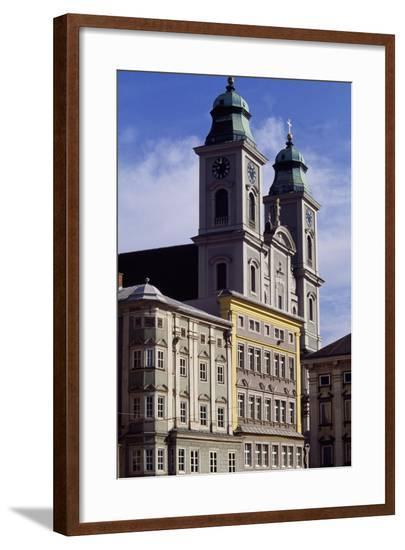 Cathedral of St Ignatius, 1669-1678-Franz Peter Carlone-Framed Giclee Print