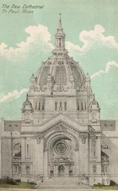 Cathedral, St. Paul, Minnesota