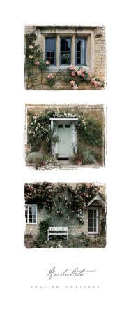 English Cottages by Catherine Archuleta