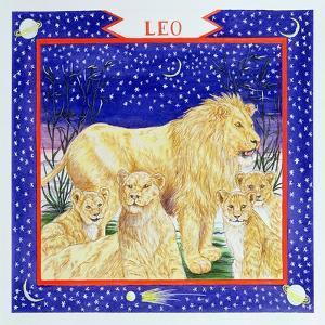 Leo by Catherine Bradbury