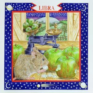 Libra by Catherine Bradbury