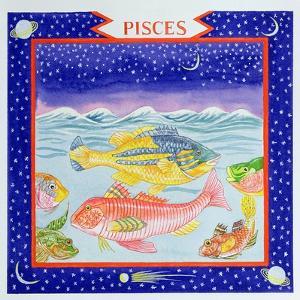 Pisces by Catherine Bradbury