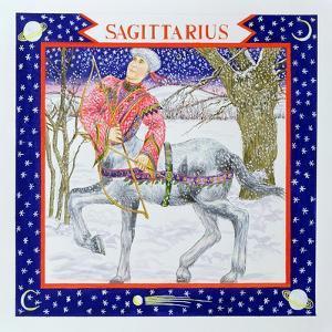Sagittarius by Catherine Bradbury