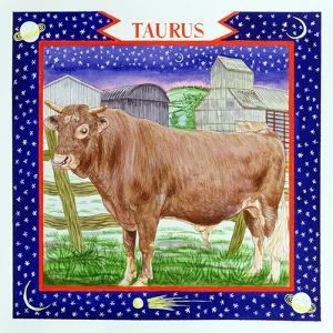 Taurus by Catherine Bradbury