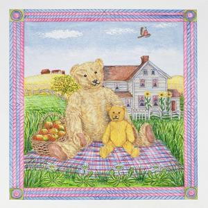 The Teddy Bears' Picnic by Catherine Bradbury