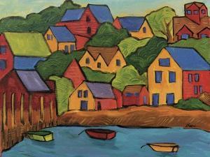 Funky Harbor by Catherine Breer