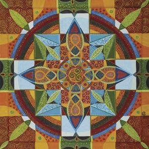 Love Mandala by Catherine Breer
